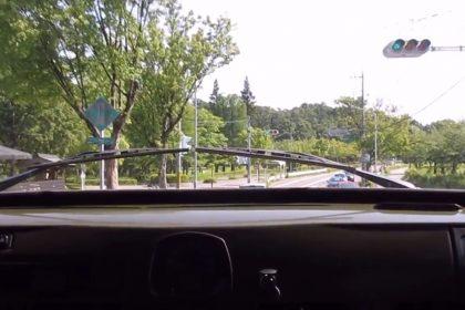 UAZ 2206 ドライブ映像