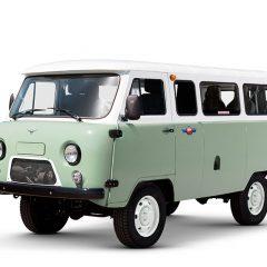 UAZ 2206 jubilee 60th