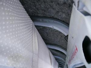 UAZ-2206 断熱材