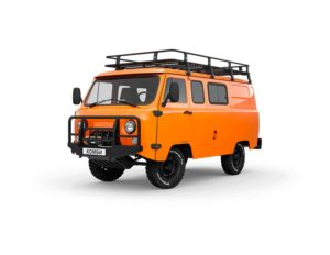 UAZ SGR Expedition